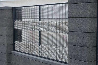 2d plius забор