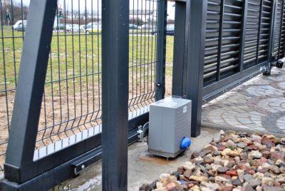 Автоматика откатные ворота