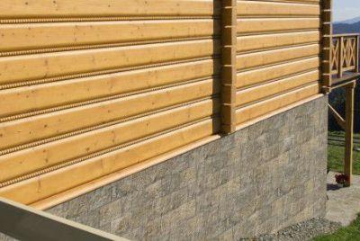 Блоки для фасадов