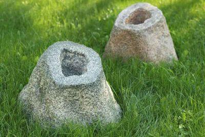 каменные цветочницы КАШПО S-05